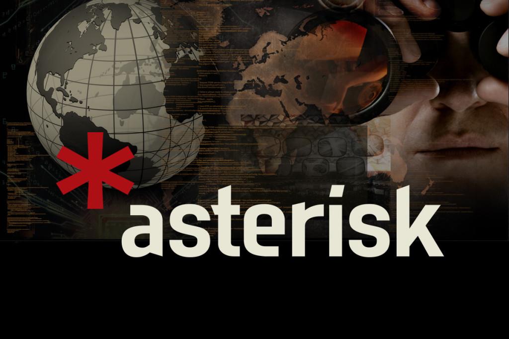 FDF Asterisk