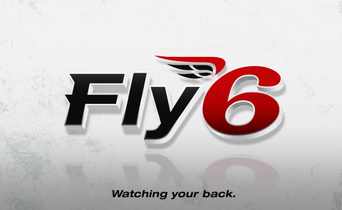 Fly 6 Name and Brand Design.