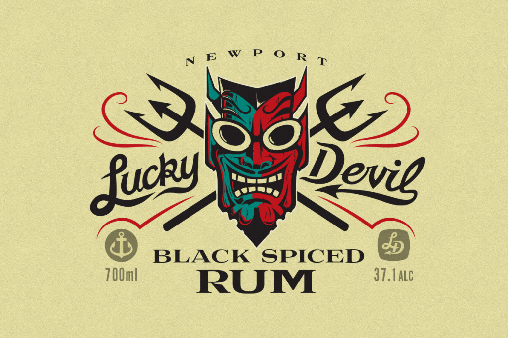 FDF web Lucky Devil