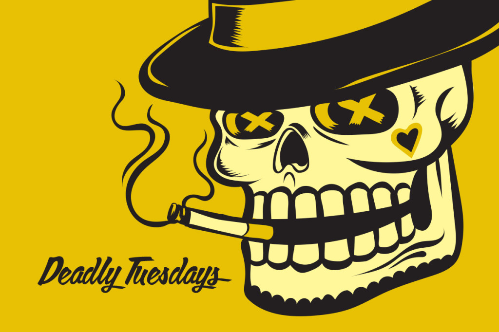 FDF web Deadly Tuesdays