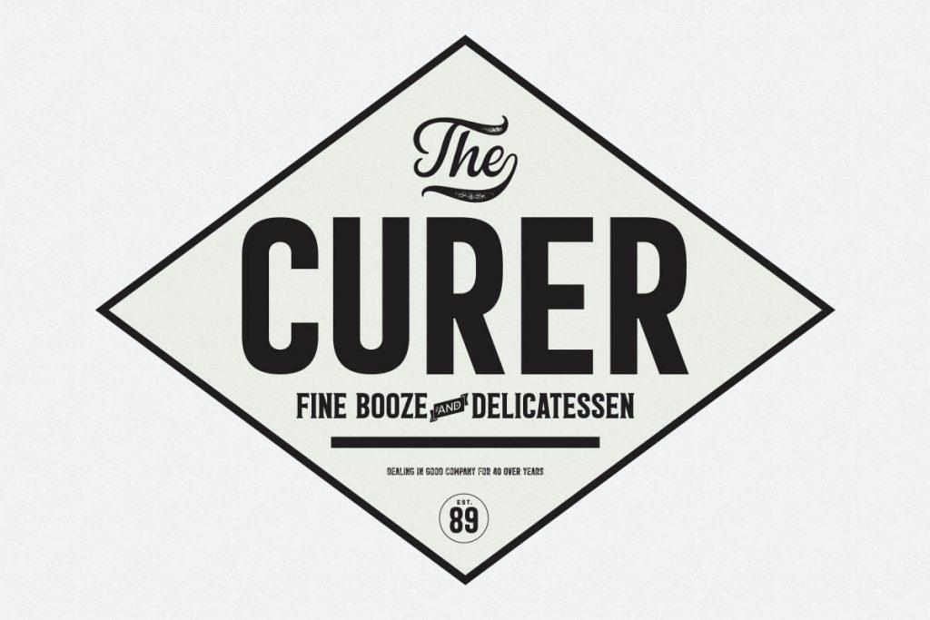 CURER Logo