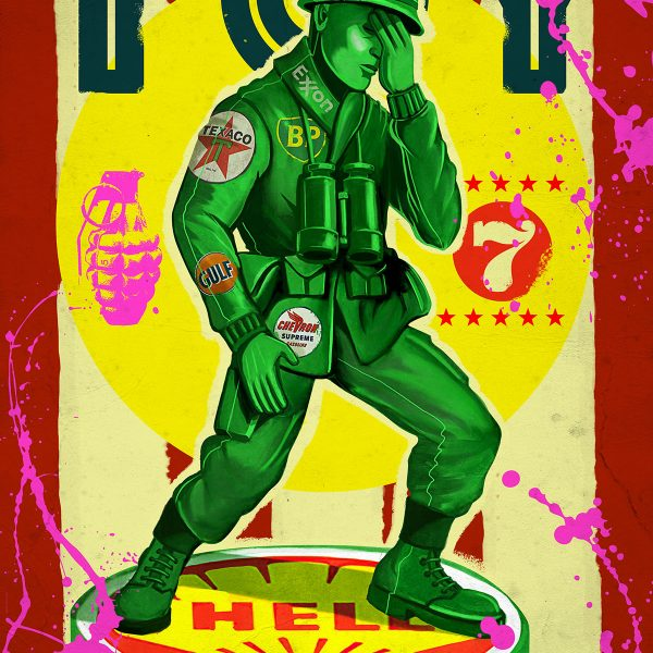 Frichot Toy Soldiers MASTER