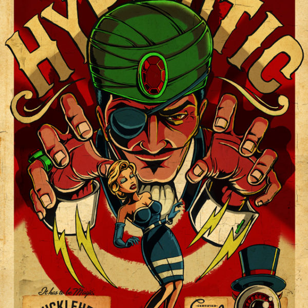 Hypno Poster email