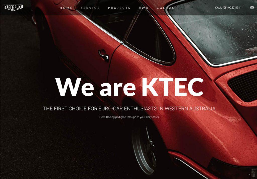 Web Design FDF Ktec
