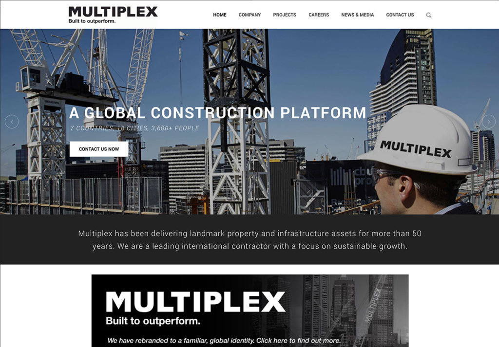 Web Pages MULTIPLEX